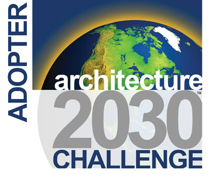 Architecture 2030 Challenge Adopter