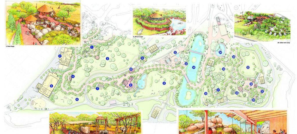 IMMERSED IN AFRICA | Morrissey Engineering on kansas city zoo, dallas texas zoo, omaha zoo,