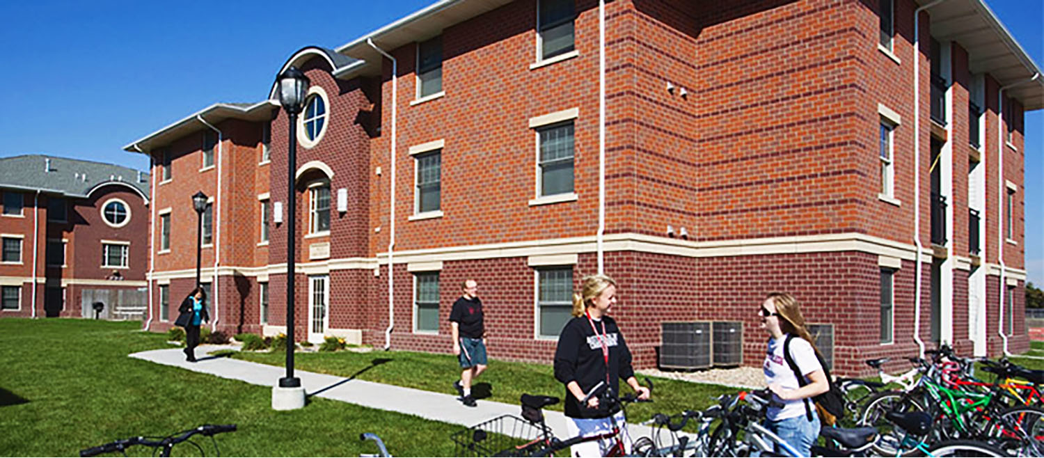 Hastings College Bronco Village Student Housing