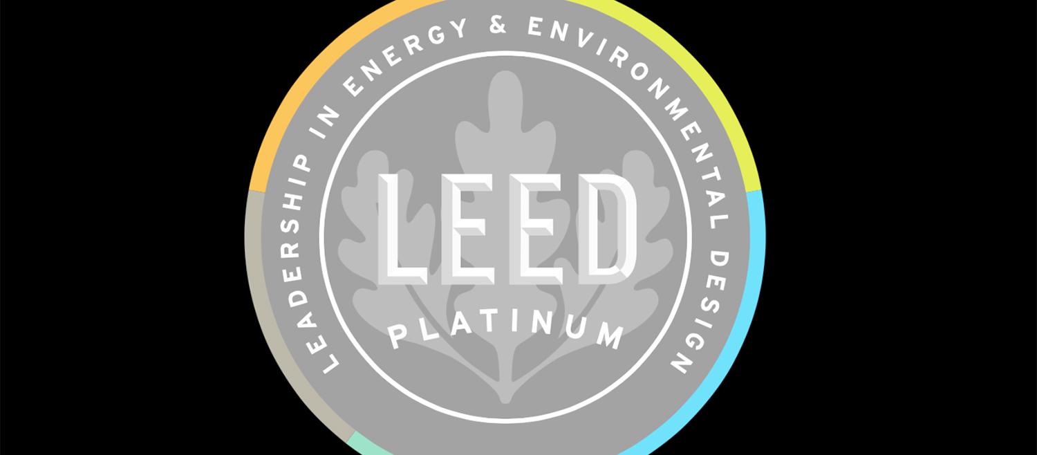 Our Leed Dynamic Plaque Morrissey Engineering